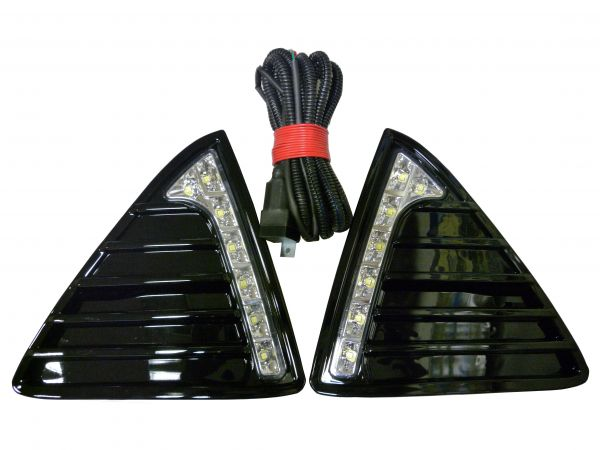 Рамки с Ходовыми огнями Форд Фокус III HY-092-27-22