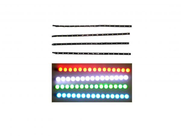 Лента светодиодная  1210 30 см (15 светодиодов ) (зеленая)
