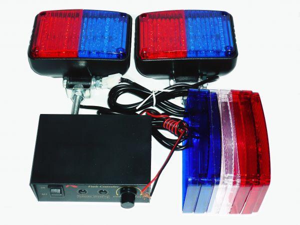 Стробоскоп HS 714 LED светодиодный