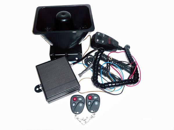 Четырехтональная СГУ с микрофоном ЭС 314-150Ватт(ES 314)