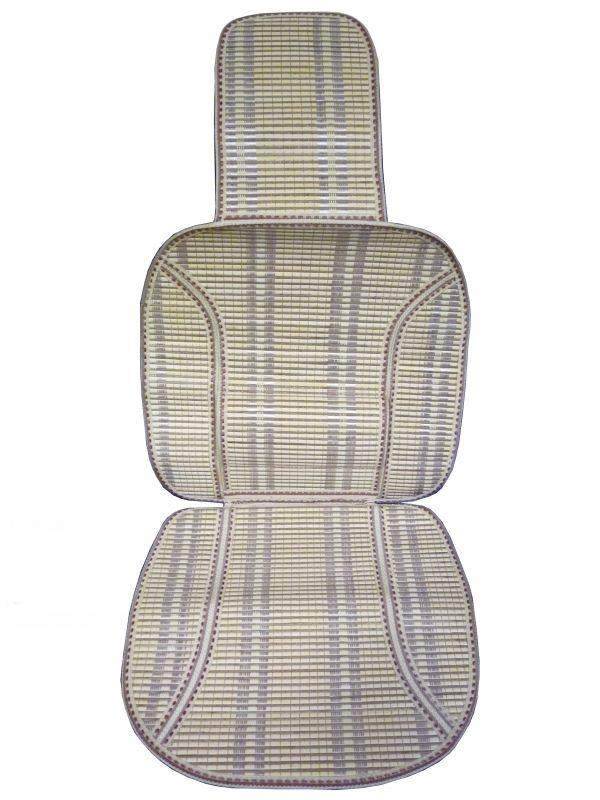 Накидка на сиденье 003 бежевая