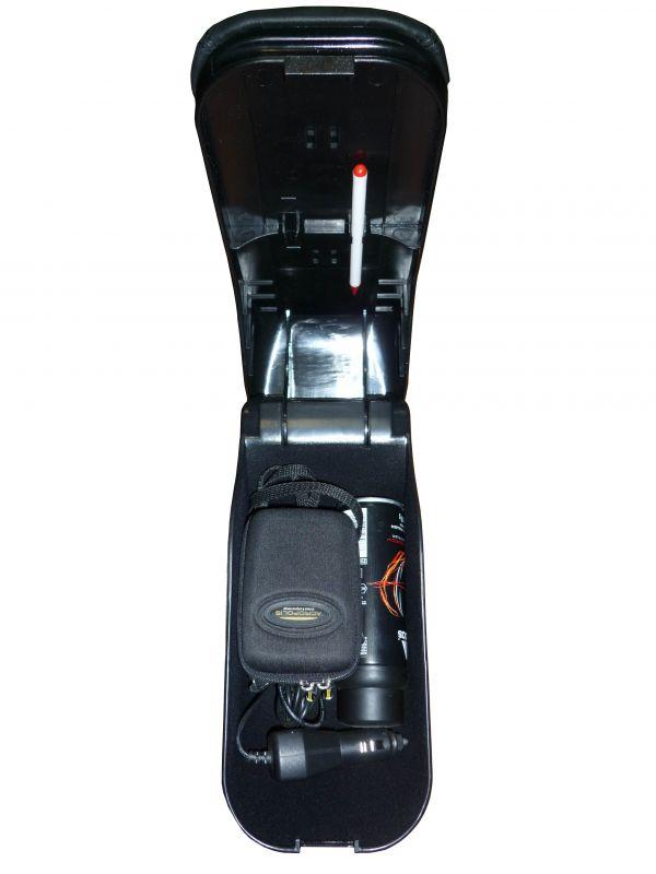 Подлокотник Рено Дастер (AR 902 c адаптером) стандартный