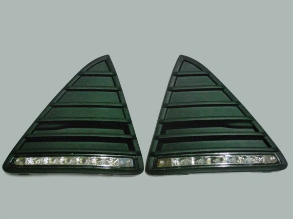 Рамки с ходовыми огнями Форд Фокус III 092-27-4