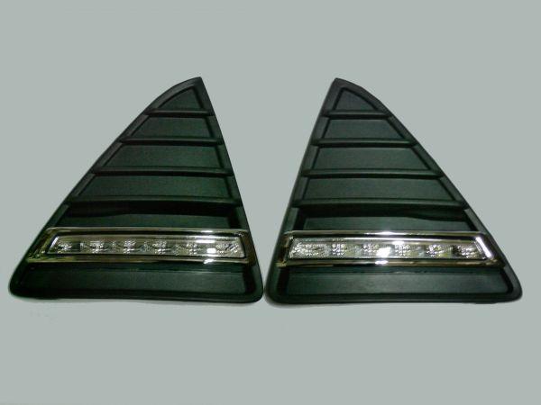 Рамки с ходовыми огнями Форд Фокус lll 092-27-5